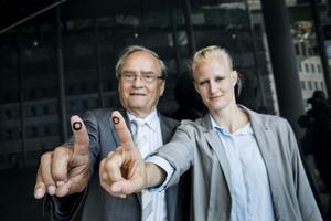 Arne Ljungqvist och friidrottaren Carolina Klüft lanserar en kampanj med målet att förena samhället och sportvärlden i kampen mot dopningen.
