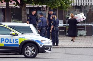 Ånge kommun förväntar sig att den nya polisorganisationen ska ta tag i polisbristen på landsbygden.