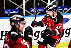 Henric Höglund i Hudiksvall. Östersunds, Sundsvalls och Hudiksvalls matcher sänds redan av Mittmedia, som nu utökar sin satsning med ett hockeymagasin om Allettan
