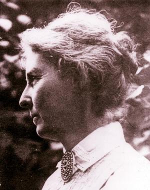 Ottilia Adelborg.
