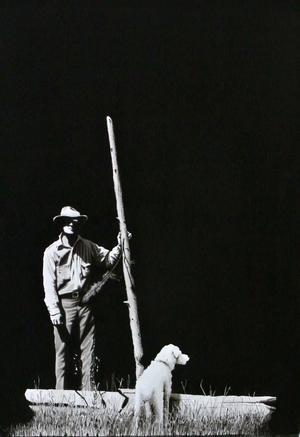 Kihlbaum har hämtat inspiration ur ett bildarkiv som skildrar arbetet under nära ett sekel i en nationalpark i USA.