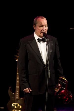 Nils Landgren.