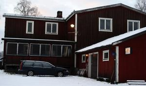 North Trails klubblokal i Jättendal.