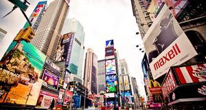 New York är en favoritstad för shopping tycker Nina Bogstedt, chefsdesginer på Filippa K.