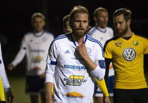 Lars Skärpe och Iggesund föll tungt i Sala och får ladda om inför