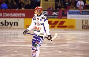 Erik Schön lämnade Kungälv för Gripen Trollhättan.