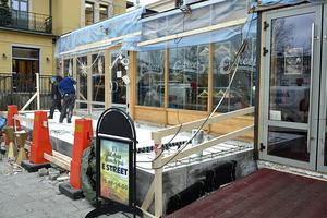 E-street blir Jazzklubbens nya tillhåll.