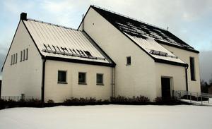 Idag blir det bland annat operasång i Ånge kyrka vid 50-års firandet.