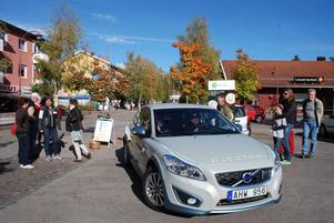 Energi- och klimatrådgivningen vid Rättvik, Leksand och Gagnefs kommuner, Gävle Dala Energikontor och Dala Energi arrangerar aktiviteter i samband med Europeiska trafikantveckan.