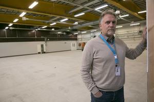 Joakim Persson, produktionsområdeschef, menar att man bara följer rutiner FedEx angivit.