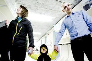 För Jessica och Josef Rundström var Smultronstället enda alternativet för Ture. De ångrar sig inte.