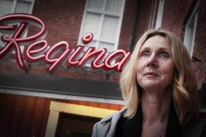 Johanna Gadd är för många bekant som radioröst efter många år som reporter på P4 Jämtland. Nu har hon tillträtt som biografföreståndare på ideella föreningen Folkets bio Reginas egen biograf, som snart även kommer att flytta till nya lokaler.
