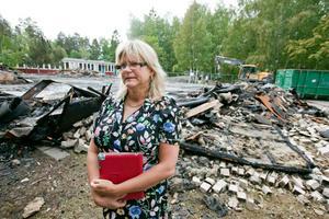 Ekbergaskolans rektor Anette Lilja.