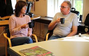 Ulla-Britt Edquist reagerade starkt mot uppsägningen Tommy Hinders fick efter 40 år, som brevbärare.