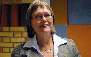 Elisabeth Sjögren är nöjd med de olika satsningar som görs för att förbättra kunskaperna i matematik.FOTO: KLARA ERIKSSON