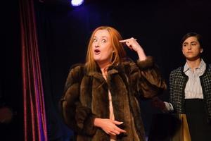 Alexandra Drotz Ruhn drar ned spontana applåder för sin tolkning av Dona Elvira.
