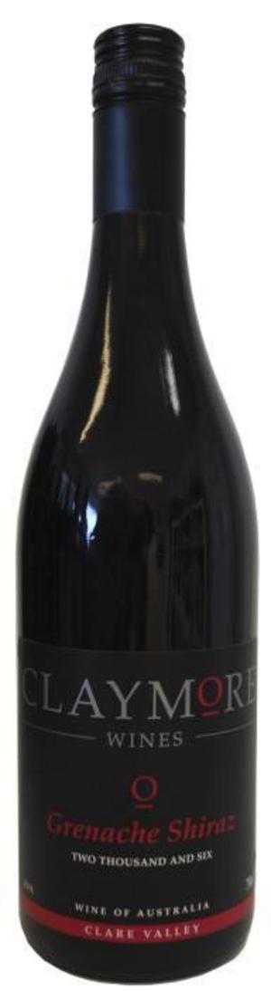 Claymore Grenache Shiraz 2006 (99557) smakar nästan som rena godispåsen, 139 kronor.