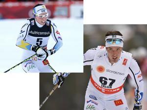Kan vi få se Charlotte Kalla och Calle Halfvarsson i samma lopp nästa år?