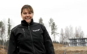 Inför den här säsongen har ytterligare 200 lägenheter ställts i ordning i anslutning till backarna, berättar Martina Svensson.