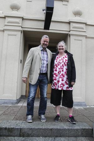 Företagsringen har rekryterat. Nu är Johan Persson ny vd och Mona Nilsson medlemsansvarig.