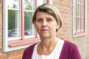 Mia Kvist är områdeschef för rektorsområde 1. Foto: Ingemar Reslegård