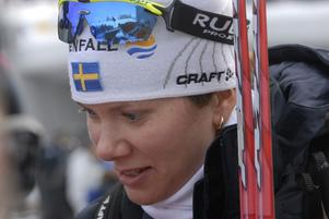Tävlingarna i Bruksvallarna är viktiga för Falun-Borlänges Sara Lindborg som vill ta tillbaka den förlorade platsen i a-landslaget.