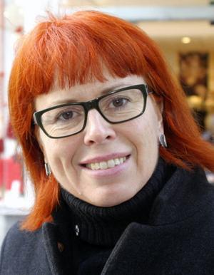 Kristina Fluur Hedman.