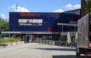 Borlänge filmstudio håller till på Biopalatset.