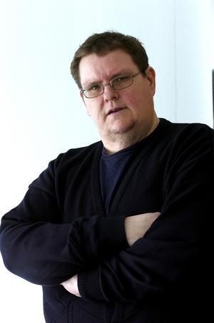 Sportchef Carl-Johan Goth
