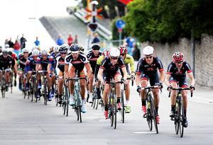 Tour of Jamtland genomförde fyra år i rad, men inför 2014 lades tävlingen på hyllan. Internationella etapplopp är dyra och krävande att sy ihop och tills vidare nöjer sig arrangörerna med a ett motionslopp.    Arkivbild: Simon Gunnholt