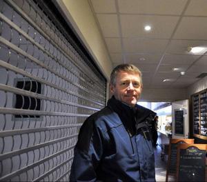 Sten Rolfhamre, Ljusdal– Nej, jag tar kött eller fisk, det är godare, men jag tar alltid mycket sallad till maten.