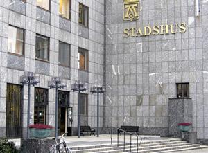 I Stadshuset samlas just nu kulturprylar in för återbruk i den nya kulturbanken. Foto: Hanna Oscarsson