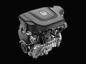 Nya D5-motorn är starkare, snålare och tystare. Och det är en helsvensk konstruktion, tillverkad i Skövde.