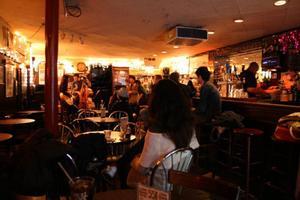 55 Bar. En av de allra minsta jazzbarerna, men med riktigt stora artister.Foto: Steven Ekholm