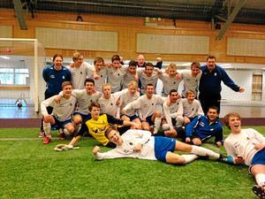 Svenska mästare. Örebros läns distriktslag födda 1995/96.
