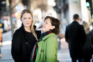 Sofia Jupither, regissör och Ulrika Josephsson, producent, sätter upp pjäsen