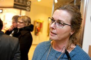 Anna Timander, centrumchef i Kupolen, ser positivt på den nya verksamheten.