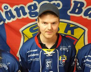 Simon Hansson, tränare i Selånger.