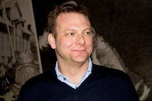 Mattias Jonson, ordförande i VIK Hockey.