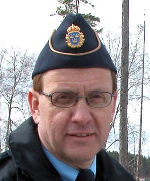 Christer Nordström, polisens talesman.