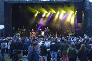 Bilder från folårets firande i Älvdalen.