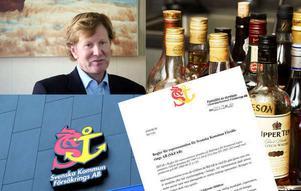 Björn Ryd är tills vidare avstängd från vd-posten i de tre, kommunala försäkringsbolagen.
