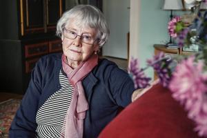 Iréne Fromm har tappat tron på SOS.