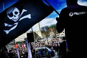 Piratpartiet och The Pirate Bay deltar i årets konstbiennal i Venedig.