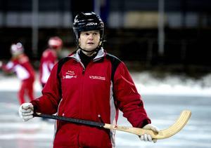 Ellen Persson, Söråkers tränare.