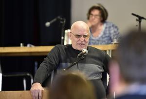 Rolf Knuts, SD i talarstolen i KF