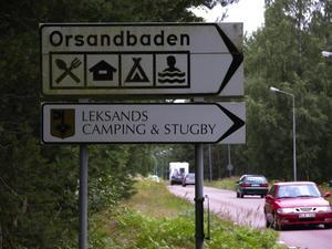 Camping till salu. Leksands kommuns stugby och camping är till salu och fem intresserade har lämnat anbud på anläggningen. Foto:Annki Hällberg