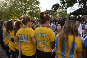 Se upp för Sverigedemokraterna, uppmanar socialdemokraternas Jens Nisson.