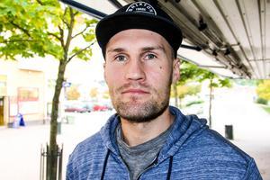 Ilari Moisala ser fram emot säsongen med Broberg.