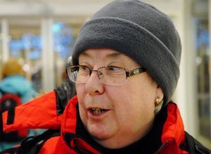 Anna-Lena Engström, 60 år, Nynäshamn:– Jag minns det underbara vädret vi hade i Nynäshamn under hela september.